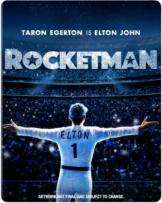 Rocketman - Zavvi Exklusives 4K Ultra HD Steelbook