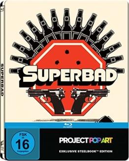 Superbad - SteelBook PopArt