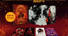 Hellboy - Call Of Darkness Zavvi Steelbook