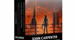 John Carpenter Steelbook Set