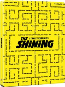 Shining Zavvi Steelbook