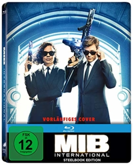 Men in Black: International Steelbook