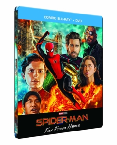 Spider-Man: Far from Home FR Steelbook