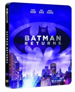 Batman Returns IT Steelbook
