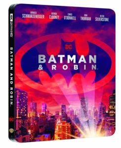 Batman & Robin IT Steelbook