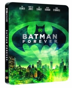 Batman forever IT Steelbook