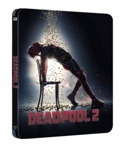 Deadpool 2 Steelbook Frankreich