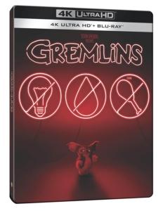 Gremlins 4K Steelbook FR
