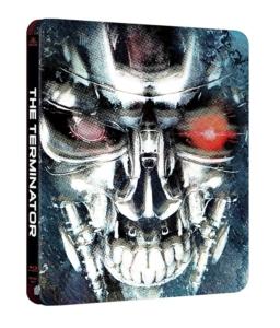 Terminator Steelbook Frankreich