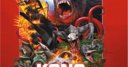 Kong: Skull Island 4K UHD (Inkl. 2D Blu-Ray) - Zavvi Exklusives Steelbook