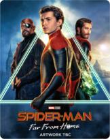 Spider-Man: Far From Home - 4K Ultra HD (Inkl. 2D Blu-Ray) - Zavvi Exklusives Steelbook