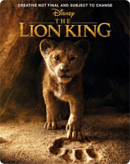 The Lion King (Live Action) - Zavvi Exclusive 4K Ultra HD Steelbook
