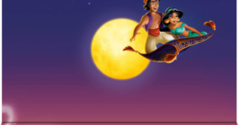 Aladdin 4K Ultra HD Lenticular Steelbook