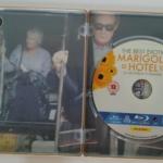 Best Exotic Marigold Hotel FuturePak Innenseite mit Disc