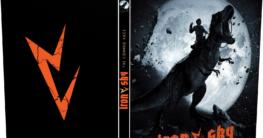 Iron Sky 1 & 2 glow in the dark steelbook