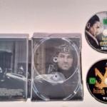 King Arthur 3D Steelbook Innenartwork mit Discs