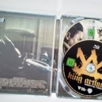 King Arthur Steelbook Innenseite mit discs