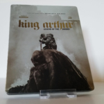 King Arthur Steelbook Vorderseite