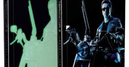 Terminator 2 Judgment Day 4K Ultra HD Zavvi Steelbook