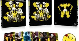 Watchmen The Ultimate Cut - 4K Ultra HD Zavvi Exclusive Steelbook