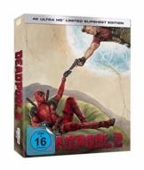 Deadpool 2 (4K UHD Slipsheet Edition) (exklusiv bei amazon.de) [Blu-ray] [Limited Edition] Cover