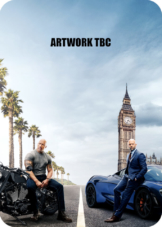 Hobbs & Shaw – Limited Edition 4K Steelbook (Includes 2D Blu-ray)