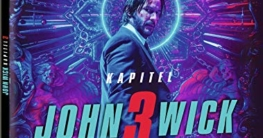 John Wick: Kapitel 3 Blu-ray Steelbook