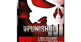 The Punisher (Exklusives Steelbook) [Blu-ray]