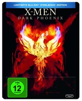 X-Men: Dark Phoenix Blu-ray Steelbook-Edition