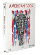 American Gods - Staffel 1 Steelbook (exklusiv bei Amazon.de)