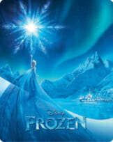 Die Eiskönigin (Frozen) - Zavvi exklusives 4K Ultra HD Steelbook