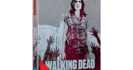 The Walking Dead - Staffel 9 exklusives Blu-ray Steelbook)
