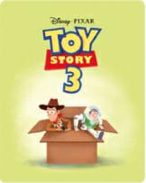 Toy Story 3 - 4K Ultra HD Zavvi Exclusive Steelbook