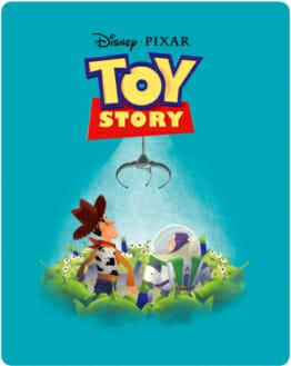 Toy Story - 4K Ultra HD Zavvi Exclusive Steelbook