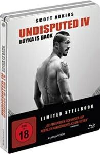 Undisputed IV - Boyka Is Back Blu-ray Steelbook