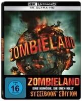 Zombieland SteelBook 4K UHD