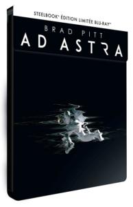 Ad Astra Steelbook Frankreich