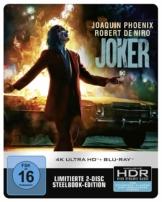 Joker 4K UHD 2D Steelbook