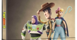 Toy Story 4 steelbook Italien
