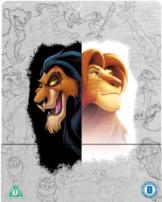 Der König der Löwen Zavvi Exklusives (Blu-ray & 4K Ultra HD) Steelbook