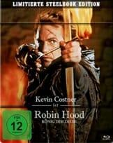 Robin Hood-König der Diebe Steelbook