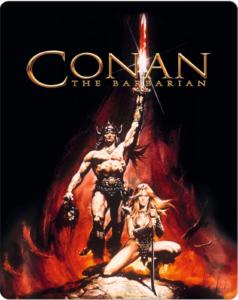 Conan the Barbarian Steelbook