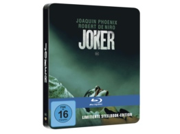 Joker Blu-ray Steelbook