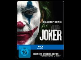 Joker Blu-ray Steelbook MM