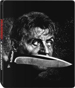 Rambo Last Blood 4K Zavvi Steelbook