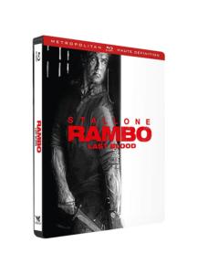 Rambo last blood Frankreich Steelbook (1)