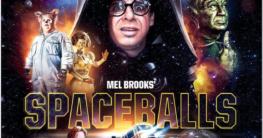 Spaceballs Zavvi Steelbook