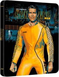 The Running Man Zavvi Steelbook (1)