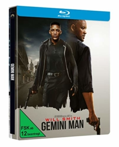 Gemini Man limitiertes Blu-ray Steelbook