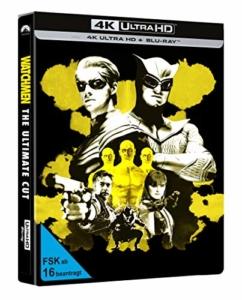 Watchman - Ultimate Cut Limited Steelbook (4k UHD) [Blu-ray]